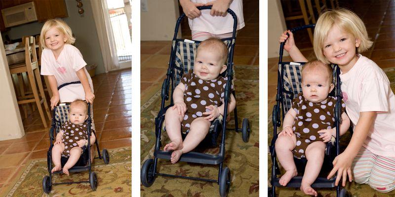 Taryn stroller