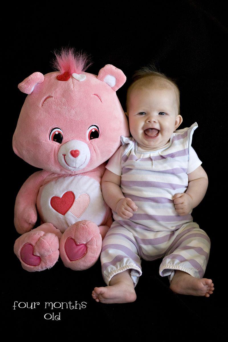 Taryn 4 months 1