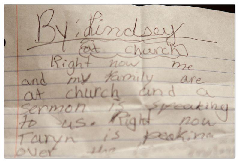 Lindsey letter